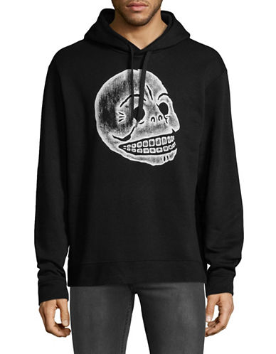 Cheap Monday Pullover Hoodie-BLACK-Small 89719288_BLACK_Small