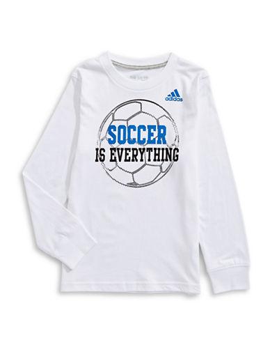 Adidas Soccer Print Sweatshirt-WHITE-2