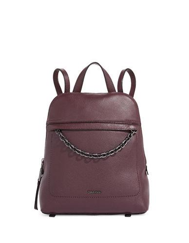 Calvin Klein Hera Backpack-PURPLE-One Size