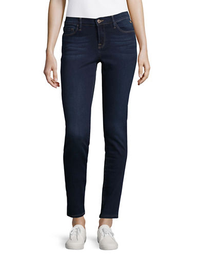 Tommy Hilfiger Greenwich Mid-Rise Skinny Jeans-NOCTURNAL BLUE-16