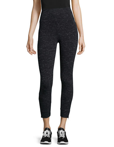 Calvin Klein Performance Performance Stretch Leggings-BLACK-Small 89402096_BLACK_Small