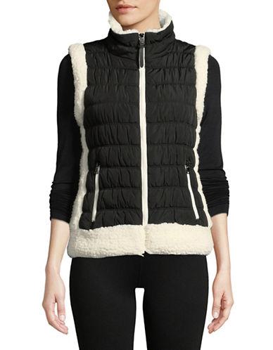 Calvin Klein Performance Sherpa Puffer Vest-BLACK-X-Large 89736252_BLACK_X-Large