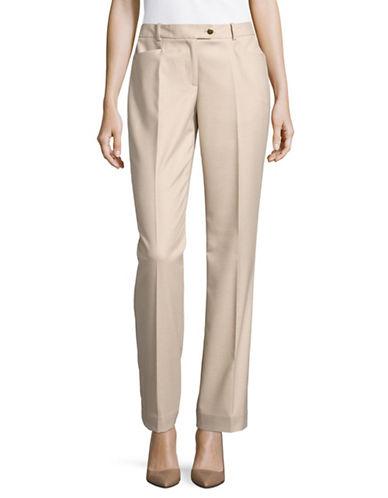 Calvin Klein Birdseye Modern-Fit Pants-KHAKI-8