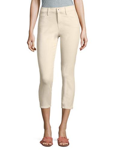 Tommy Hilfiger Greenwich Skinny Cropped Jeans-BEIGE-12