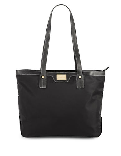 Calvin Klein Teodora Shoulder Bag-BLACK-One Size