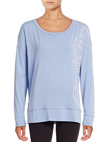 Calvin Klein Performance Long Sleeve Logo T-Shirt-ARROW-Small 88866932_ARROW_Small