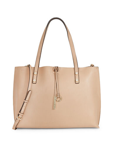 Calvin Klein Unlined Reversible Tote Bag-NUDE-One Size 88937481_NUDE_One Size
