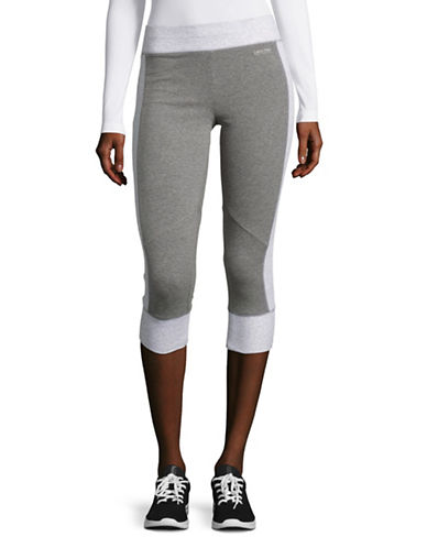 Calvin Klein Performance Contrast Panel Joggers-OPTIC HEATHER-Large 89004263_OPTIC HEATHER_Large