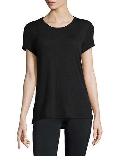 Calvin Klein Performance Performance T-Shirt-BLACK-Medium
