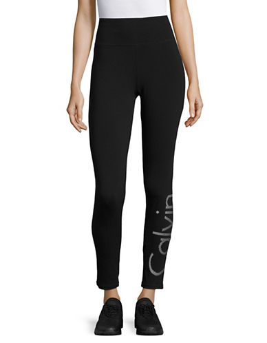 Calvin Klein Performance Quick-Dry Logo Crop Leggings-GRADIANT COMBO-Large 88987962_GRADIANT COMBO_Large