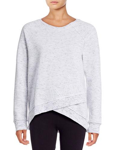 Calvin Klein Performance Outline Logo Wrap Sweatshirt-WHITE FOG-Small 88822718_WHITE FOG_Small