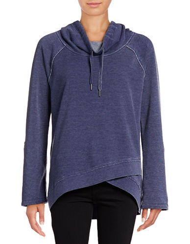 Calvin Klein Performance Waffle Knit Pullover-MOONLIGHT-Large 88822676_MOONLIGHT_Large