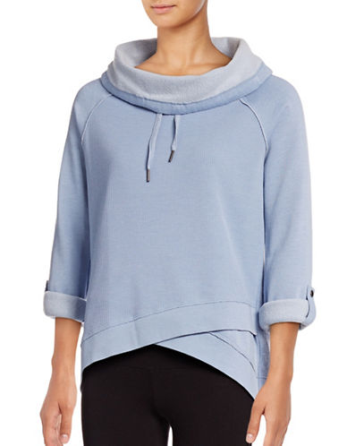 Calvin Klein Performance Waffle Knit Pullover-ARROW-Large 88822681_ARROW_Large