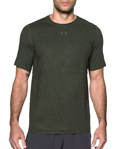 Under Armour HeatGear CoolSwitch 2C T-Shirt-GREEN-XX-Large 89163088_GREEN_XX-Large