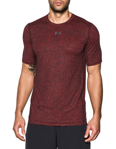 Under Armour HeatGear CoolSwitch 2C T-Shirt-RED-Large 89163092_RED_Large