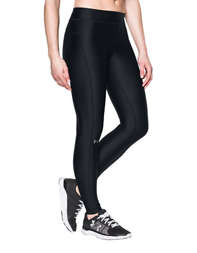 Under Armour HeatGear Armour Leggings-BLACK-Small