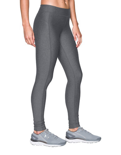 Under Armour HeatGear Cropped Leggings-GREY-Large 89327306_GREY_Large