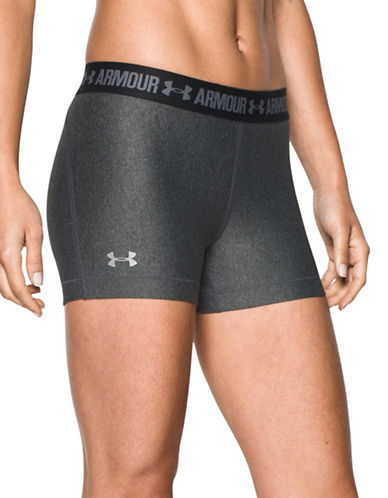 Under Armour Heatgear Shorty-GREY-Medium 89131901_GREY_Medium