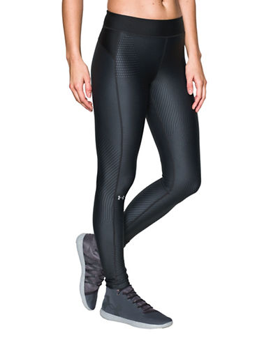 Under Armour Printed Pull-On Leggings-BLACK-Large 88967144_BLACK_Large