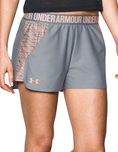 Under Armour Play Up 2.0 Shorts-STEEL-Medium 89224220_STEEL_Medium