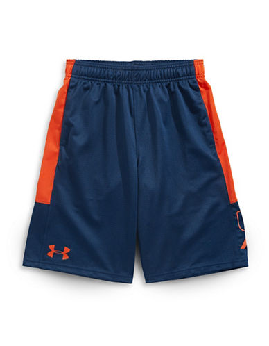 Under Armour Stunt Mesh Shorts-GREY-X-Large 88919087_GREY_X-Large