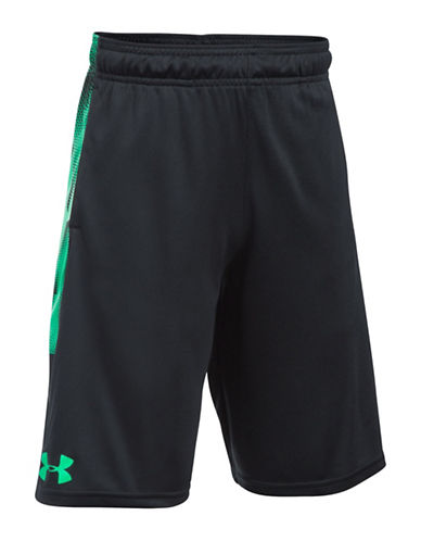 Under Armour Stunt Printed Shorts-BLACK-X-Large 89176460_BLACK_X-Large
