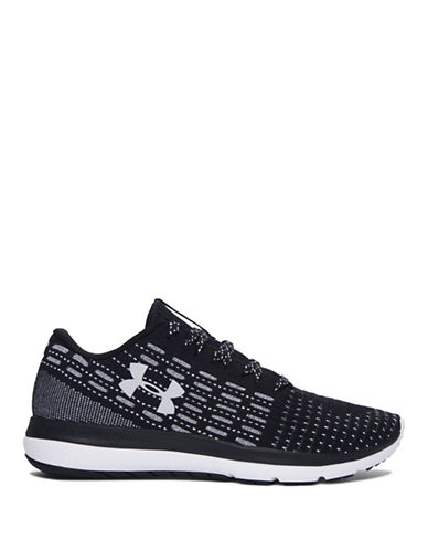 Under Armour Slingflex Running Shoes-BLACK-11