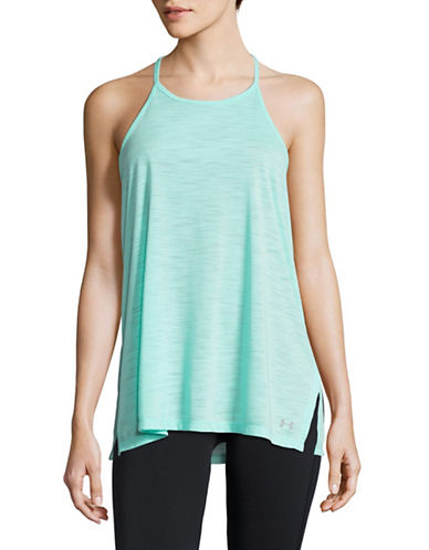 Under Armour Threadborne Fashion Tank Top-BLUE-Small 89327398_BLUE_Small