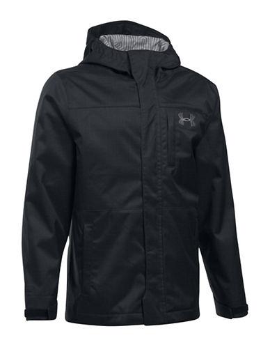 Under Armour Storm Wildwood 3-in-1 Fleece Jacket-BLACK-Small 89350295_BLACK_Small