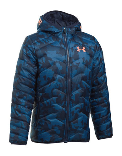Under Armour ColdGear Reactor Quilted Hooded Jacket-BLUE-Medium 89324476_BLUE_Medium
