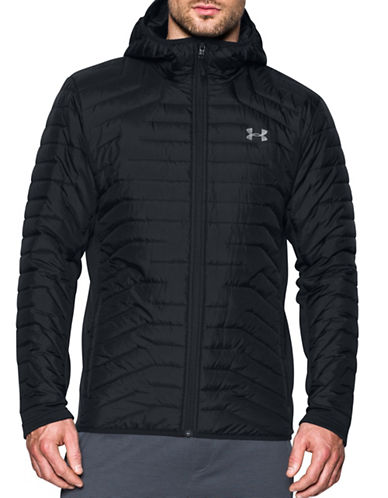 Under Armour ColdGear  Reactor Hybrid Jacket-BLACK-Medium 89603289_BLACK_Medium