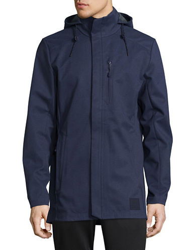 Under Armour Wool-Blend Town Coat-BLUE-Medium 89602427_BLUE_Medium
