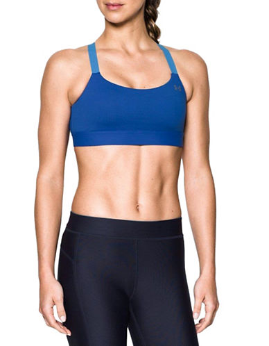 Under Armour Eclipse Sports Bra-BLUE-X-Small 89655780_BLUE_X-Small