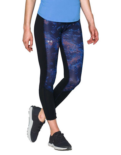 Under Armour Reversible Cropped Leggings-BLUE-X-Small 89655830_BLUE_X-Small
