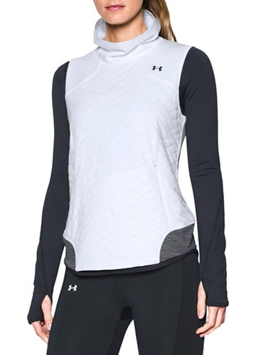 Under Armour Reactor 3G Vest-WHITE-Medium