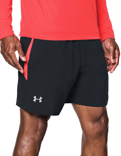 Under Armour Launch Shorts-BLACK-X-Large 89322501_BLACK_X-Large