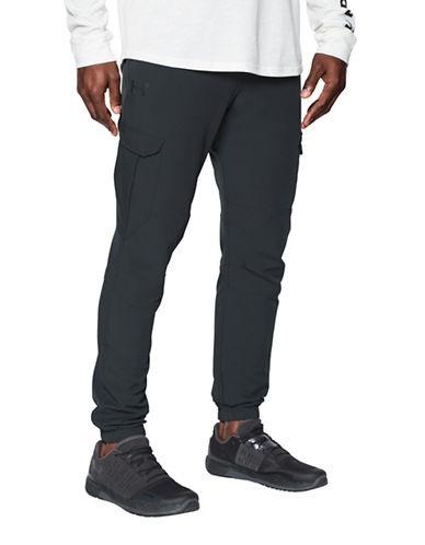 Under Armour Tapered Leg Cargo Pants-GREY-X-Large 89322666_GREY_X-Large