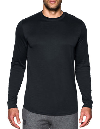 Under Armour Sportstyle Cotton Graphic Tee-BLACK-Small 89322742_BLACK_Small