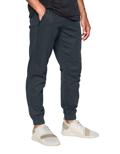 Under Armour Printed Performance Chino Jogger-GREY-Large