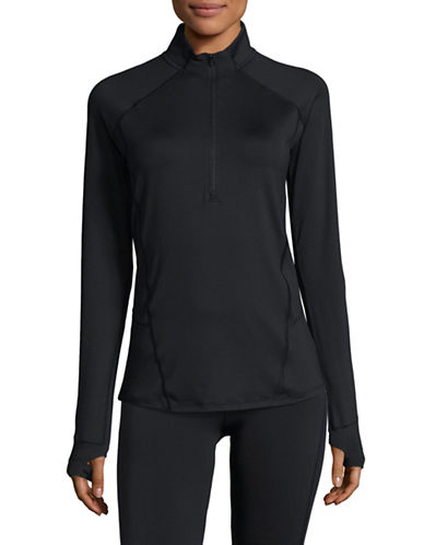 Under Armour Run True Sweatshirt-BLACK-Medium