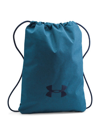 Under Armour Ozsee Elevated Sackpack-BLUE-One Size
