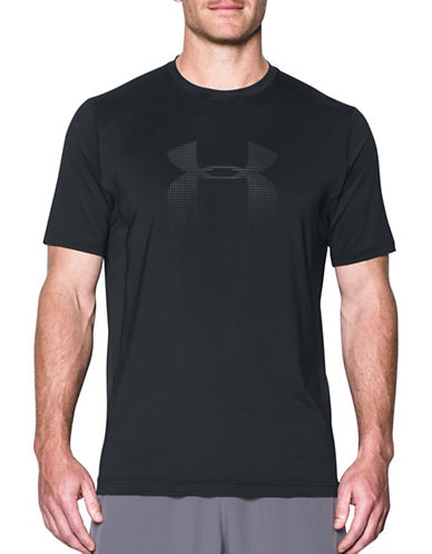 Under Armour HeatGear Raid Graphic T-Shirt-BLACK-Medium 89322574_BLACK_Medium