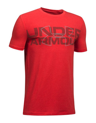 Under Armour UA Duo Armour Tee-RED-Medium 89245099_RED_Medium