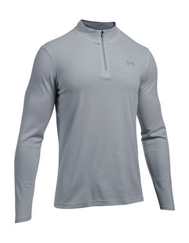 Under Armour ColdGear  Infrared Activewear Jacket-WHITE-Large