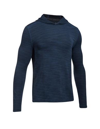 Under Armour Threadborne Seamless Fleece Hoodie-BLUE-Large 89671432_BLUE_Large