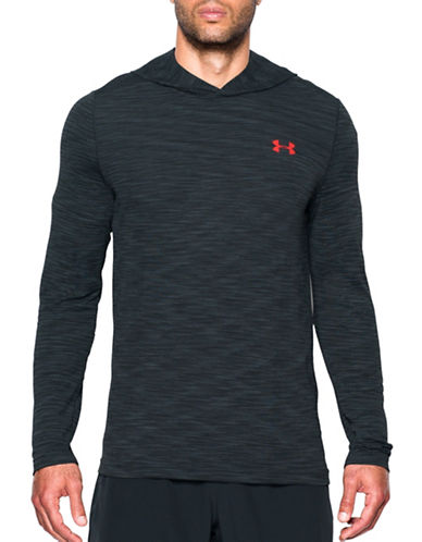 Under Armour Threadborne Seamless Hoodie-GREY-Large 89322610_GREY_Large