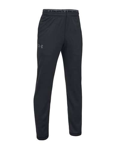 Under Armour UA Tech Textured Pants-BLACK-Small 89245124_BLACK_Small