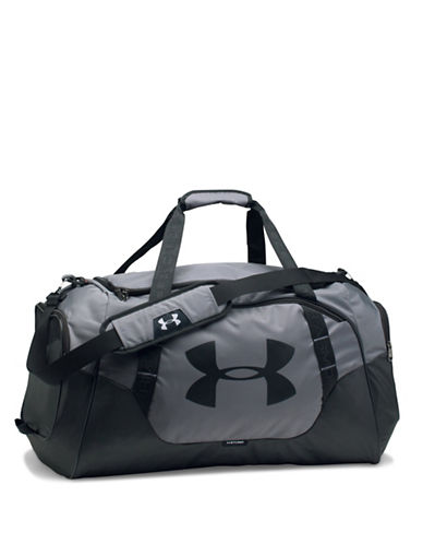 Under Armour Undeniable 3.0 Medium Duffle Bag-GREY-One Size