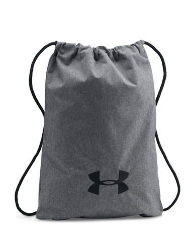 Under Armour Ozsee Elevated Sackpack-GREY-One Size