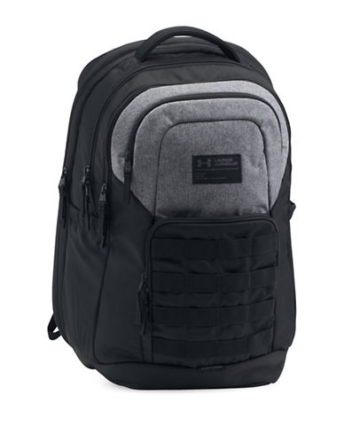 Under Armour Guardian Backpack-GREY-One Size